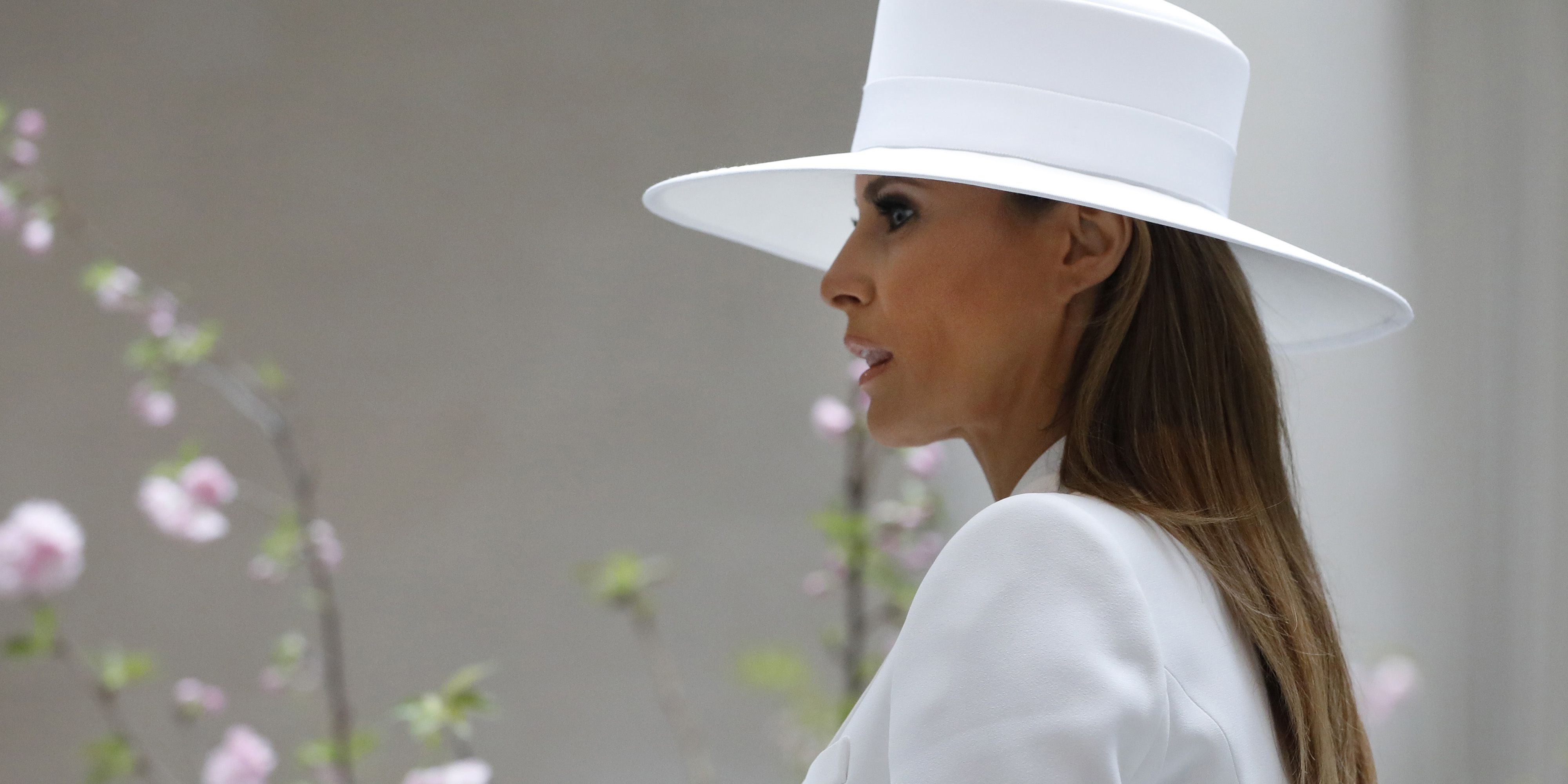 Melania Trump: How she found her style groove
