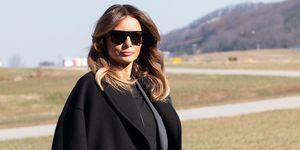 Melania Trump capelli: cambio di look epocale la first lady è bionda