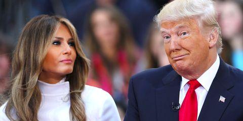 Her life hates wife Melania Trump