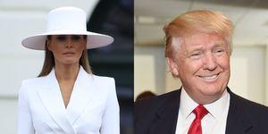 Melania Trump, Donald Trump, immigratiebeleid, zero tolerance