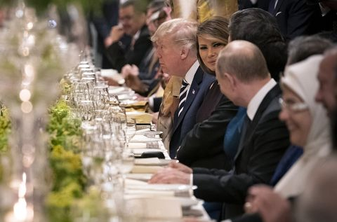 Melania Trump y Putin protagonizan el meme de la Tercera Guerra Mundial