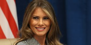 Melania Trump reageert op zara-jas i really dont care do you