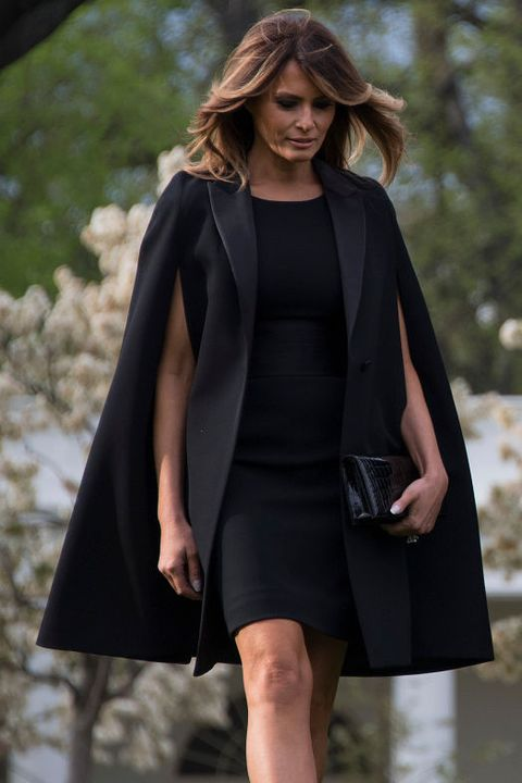 7745622a368 Melania Trump Style as First Lady - Photos of Melania Trump Fashion