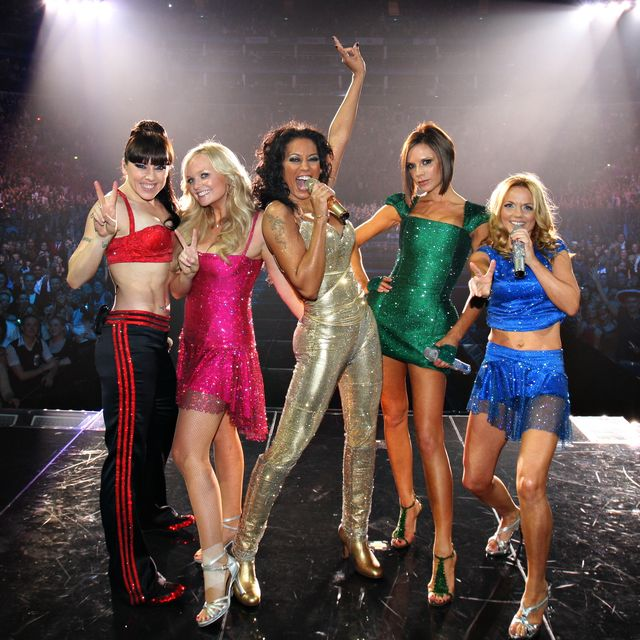 spice girls world tour 2007 london   exclusive performance