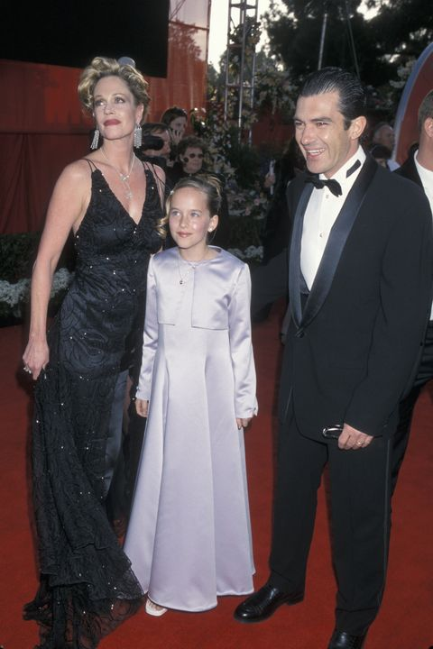Academy Awards Dakota Johnson