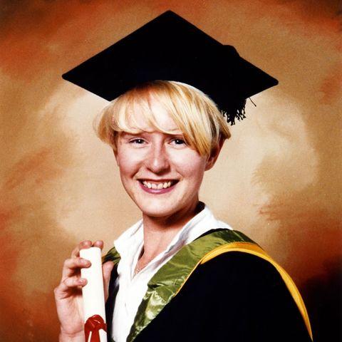 Academic dress, Graduation, Mortarboard, Scholar, Phd, Headgear, Smile, Diploma, Student, Portrait photography,