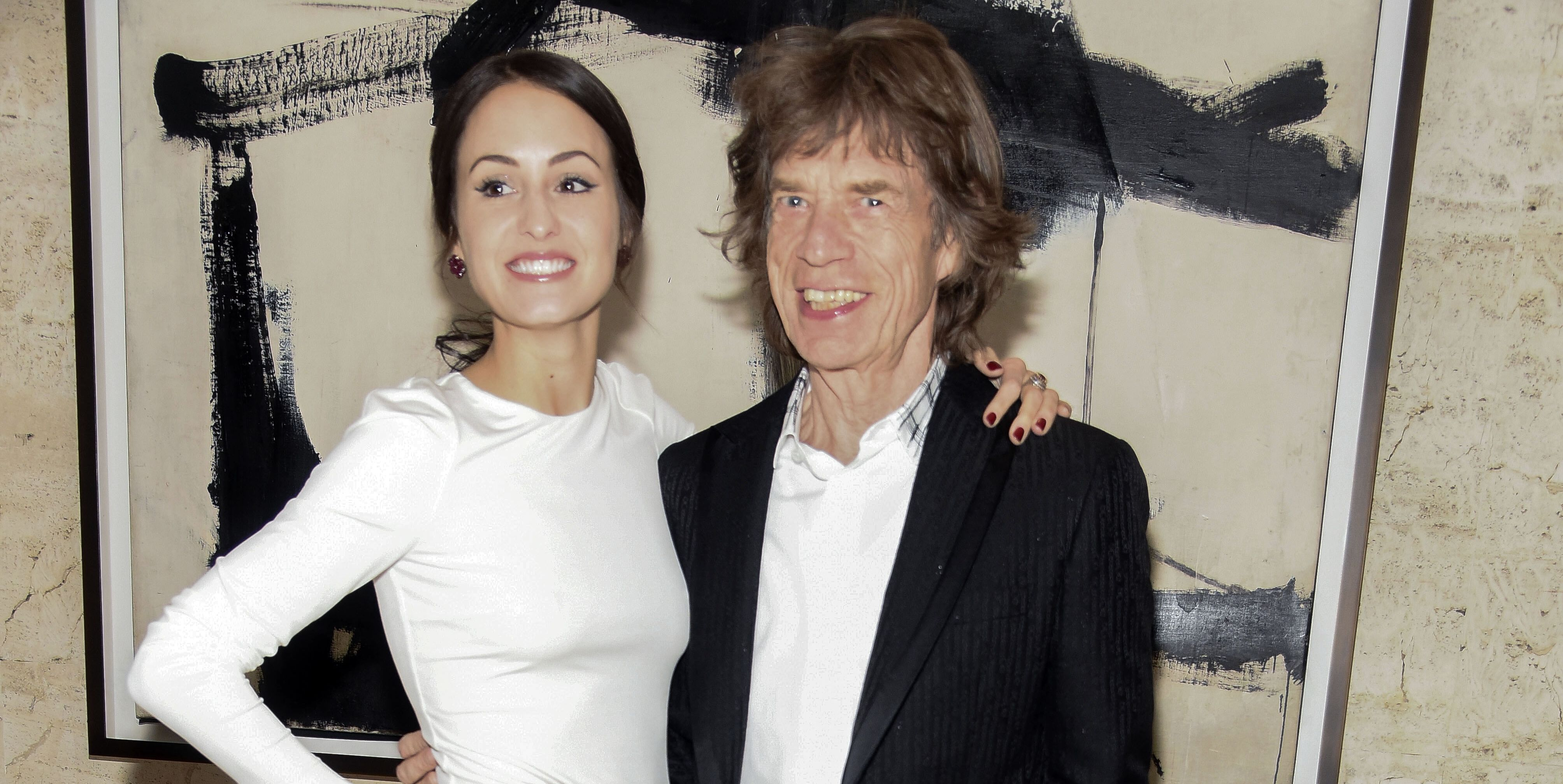 T Amp C Exclusive Interview With Mick Jagger And Melanie Hamrick The Singer And His Girlfriend On