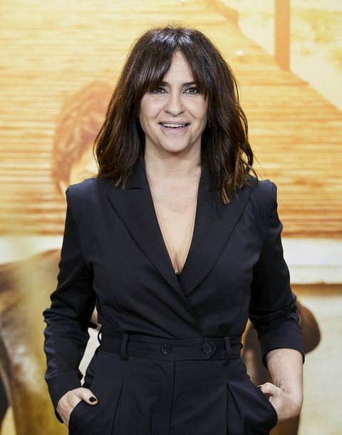 Melanie Olivares-'El Embarcadero' Madrid Premiere