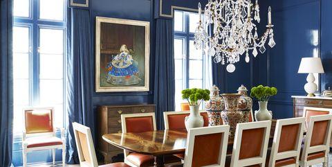 Melanie Turner dining room