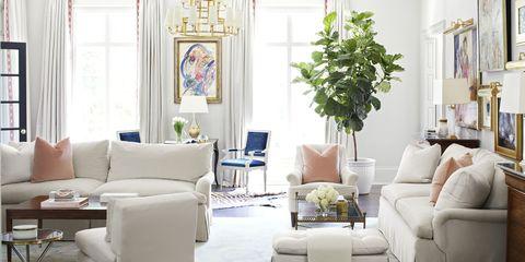 melanie turner living room house tours - Interior House Design Ideas