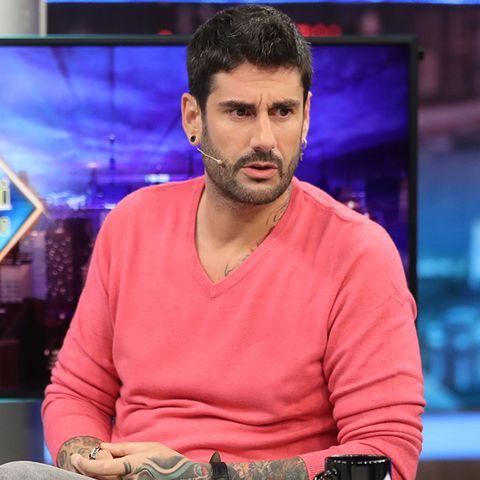 El cantante Melendi habla de su futura paternidad en 'El Hormiguero'.