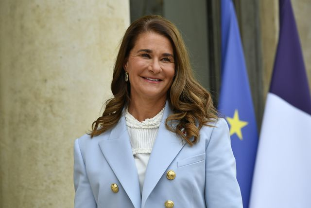 french president macron hosts counterparts attending generation equality forum