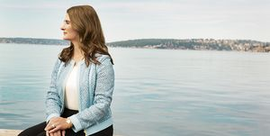 Melinda Gates interviewed by John Legend in the Summer 2019 issue of Town and Country Magazine.