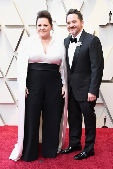 d7c468a6b6d Melissa McCarthy Totally Owned the 2019 Oscars Red Carpet in a ...