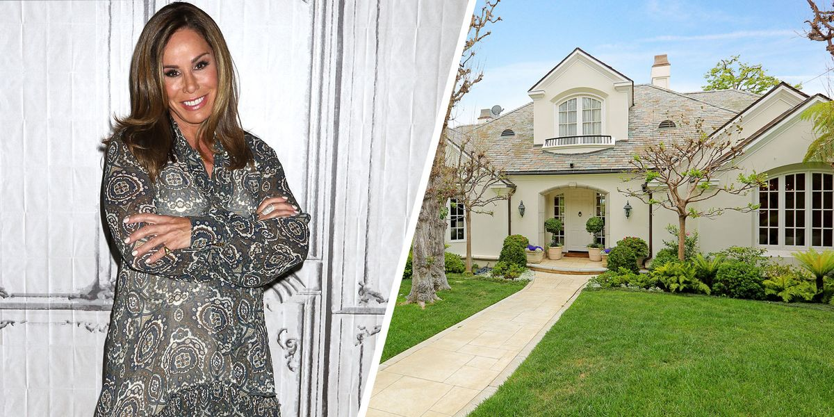See Inside Melissa Rivers S Pacific Palisades Mansion