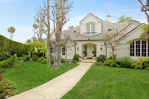 Melissa Rivers Pacific Palisades Home