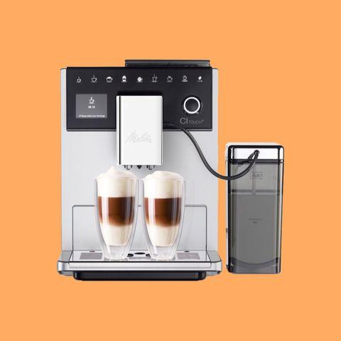 Product, Espresso machine, Small appliance, Coffeemaker, Home appliance, Drip coffee maker, Kitchen appliance,