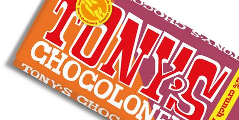 Estafettereep Tony's Chocolonely