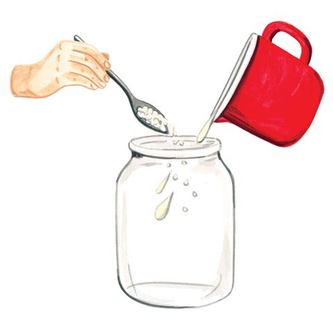 recept melkkefir maken