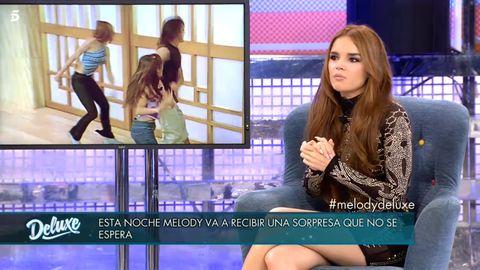 Melody,Melody Carmen Sevilla, Carmen Sevilla,Melody Arde Madrid, Carmen Sevilla y Melody
