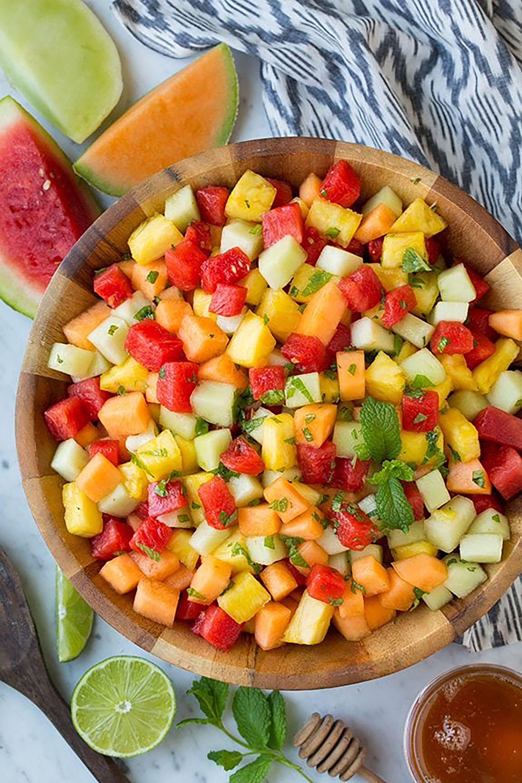 16 Fresh Fruit Salad Recipes Easy Ideas For Summer Fruit Salads