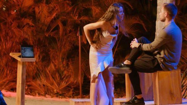 melyssa y tom de la isla de las tentaciones 2