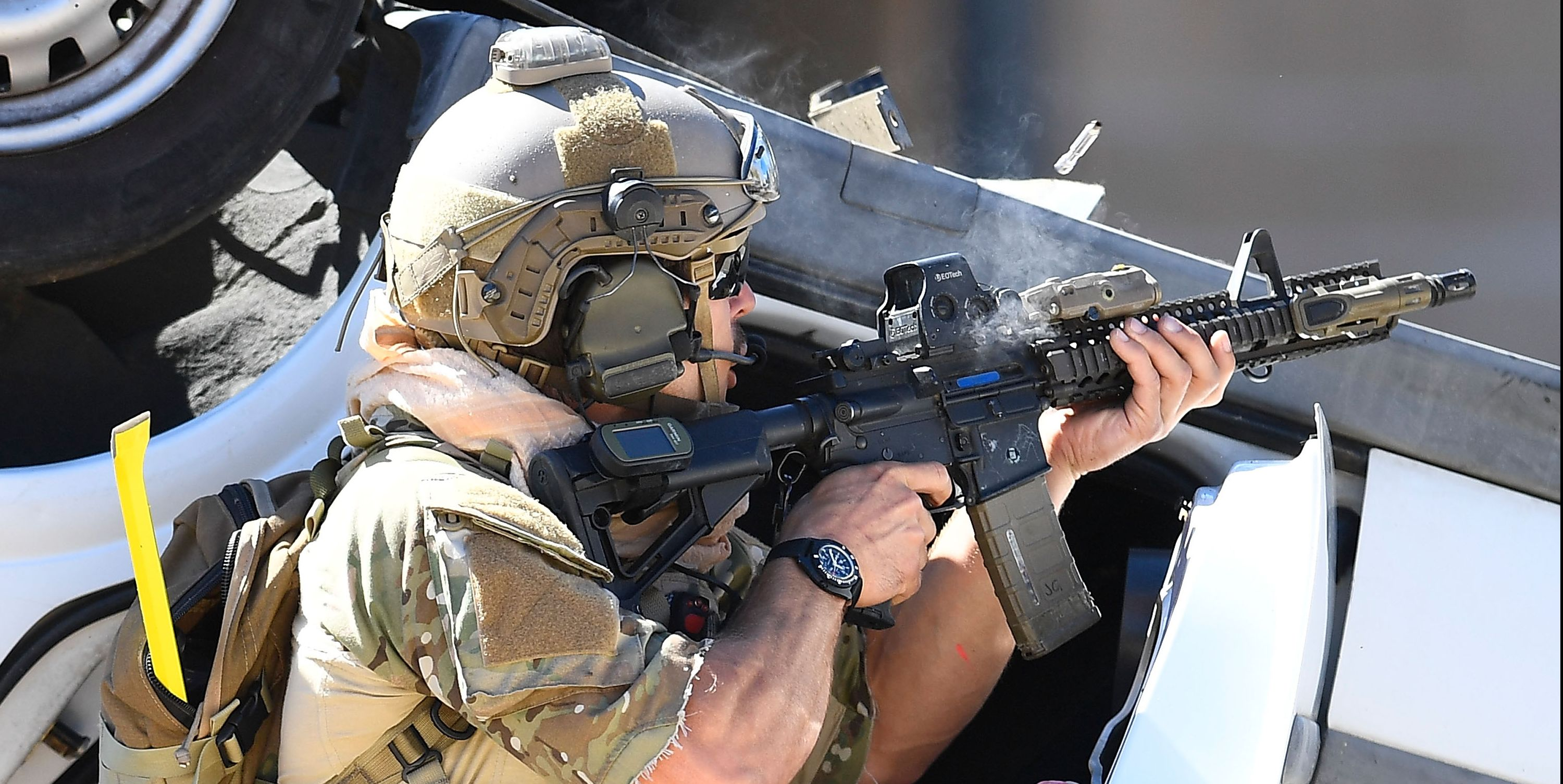 Australian And US Air Forces Train Together As Part Of Exercise Angel Reign