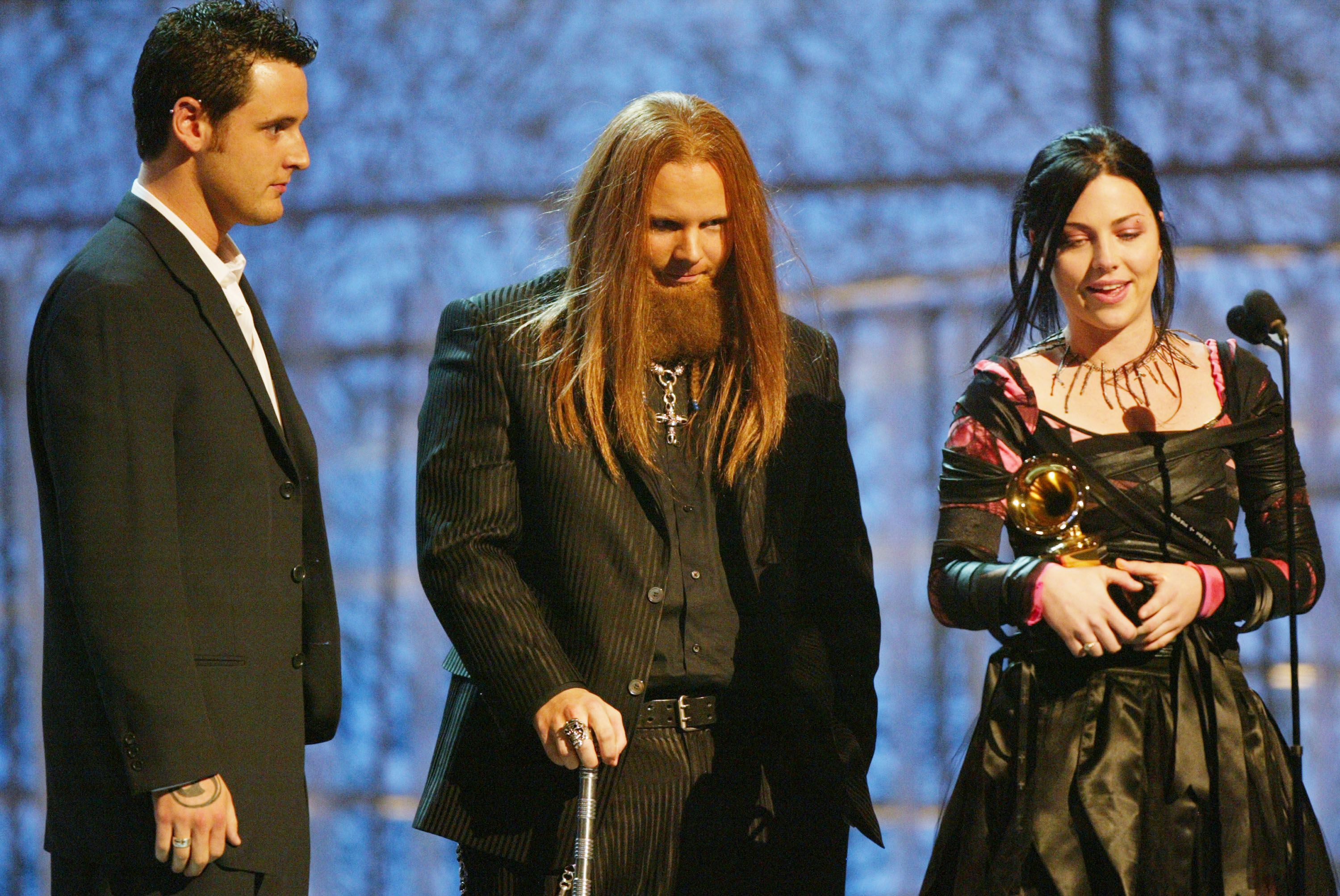 Then: Evanescence