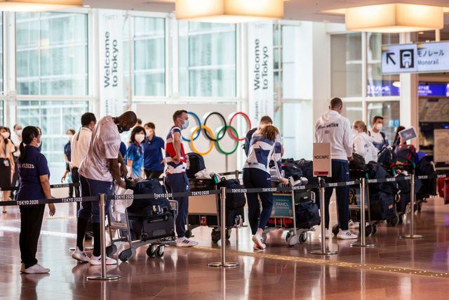 plan de viaje del atletismo español a los juegos olimpicos de tokio