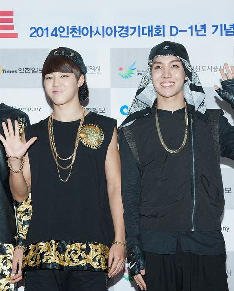 2013 incheon korean music wave photocall