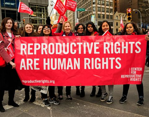 Women's March - New York City