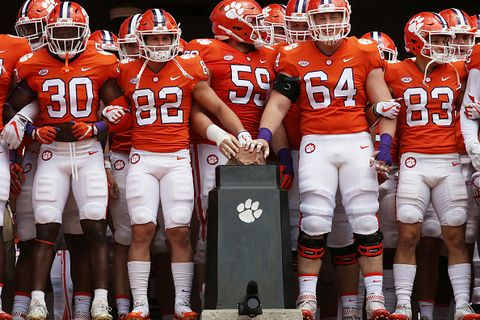 COLLEGE FOOTBALL: APR 14 Clemson Spring Game