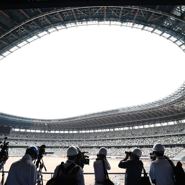 Estadio Olímpico Tokio 2020