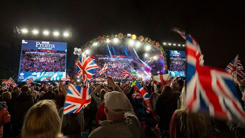 BBC Proms In The Park - Hyde Park