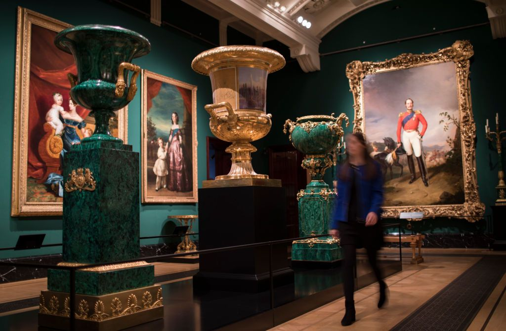 Image result for romanovs exhibition buckingham palace