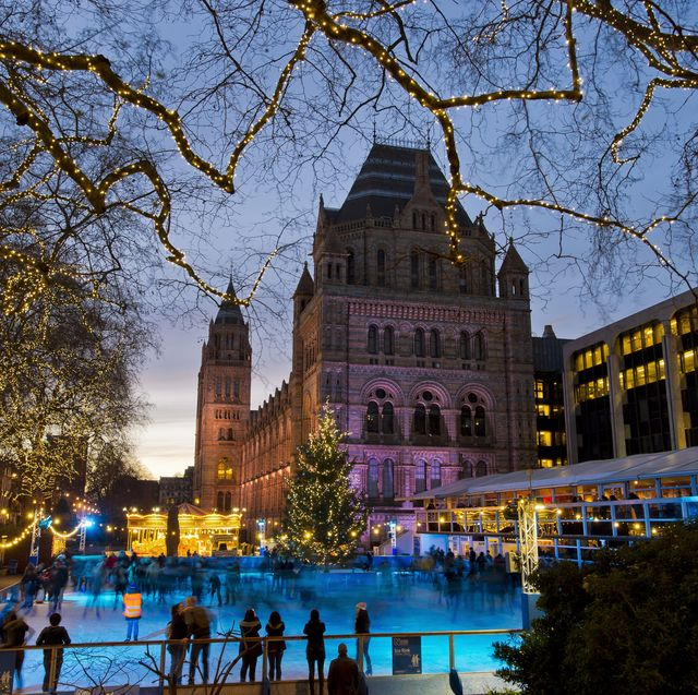 Christmas Ice Skating London.Christmas Ice Skating 2019 Best Ice Rinks In London