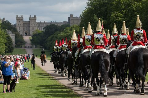 trooping the colour windsor
