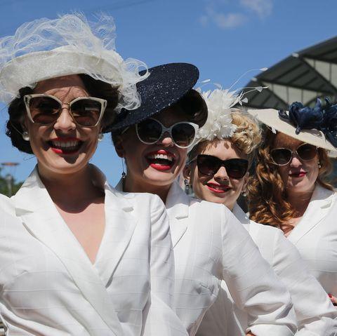 ladies day royal ascot meaning origin