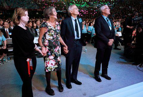 walmart holds annual multi day shareholders meeting in arkansas