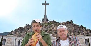 memes Franco exhumación