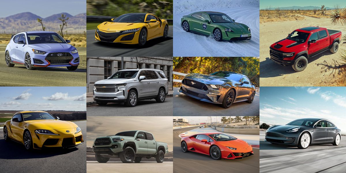 20 cars we'd buy if we suddenly had the cash