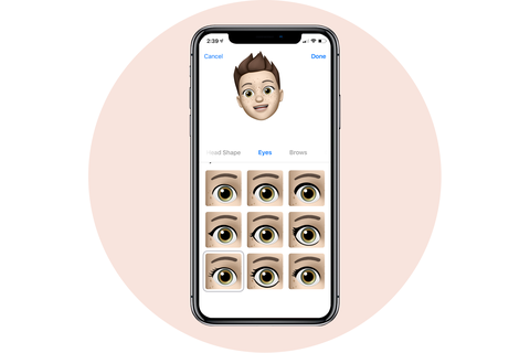 memoji apple iphone