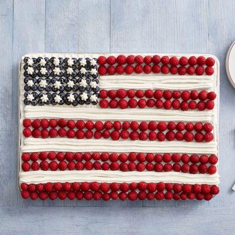 memorial day desserts cake