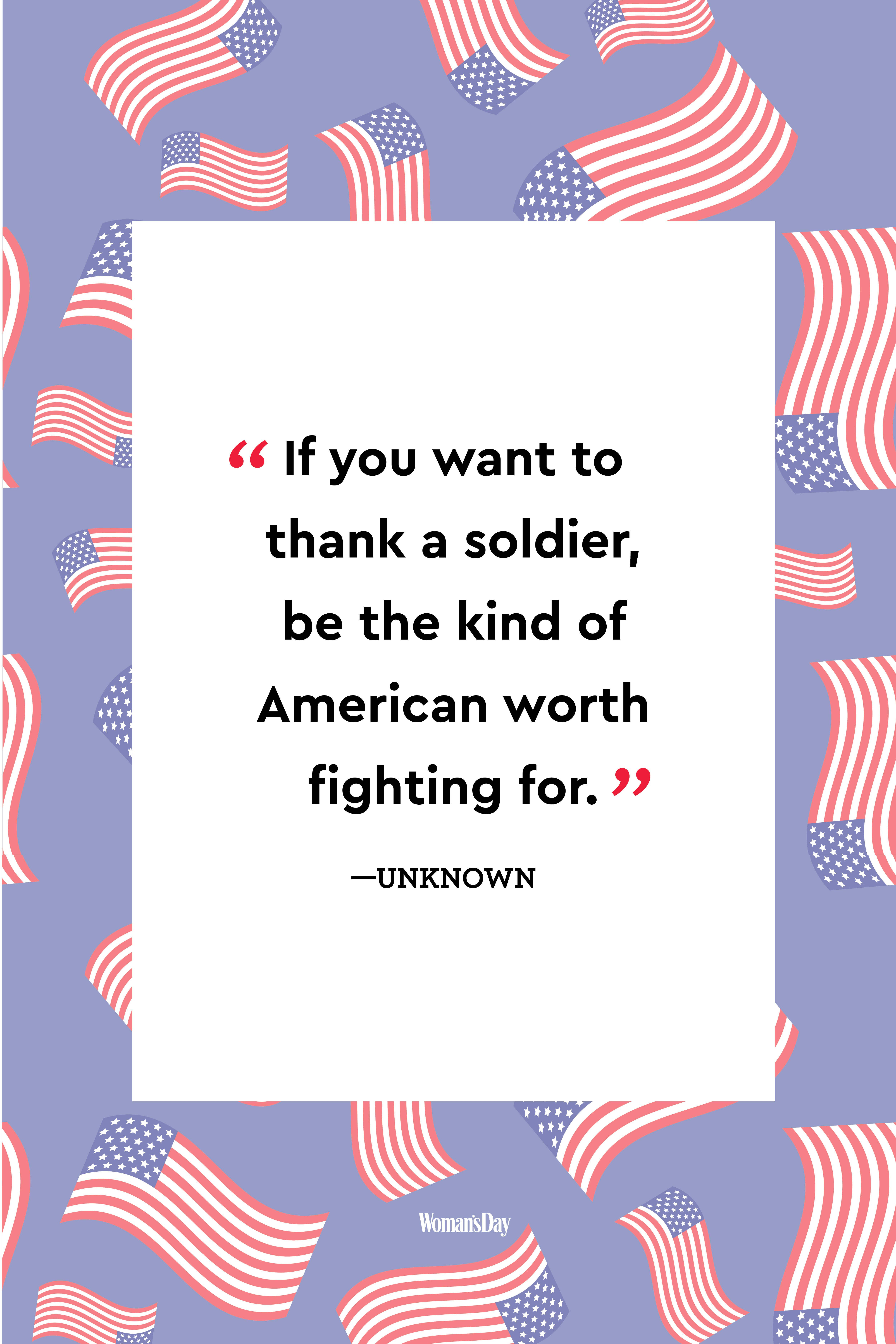 20 Memorial Day Quotes and Poems That Will Remind You What the ...