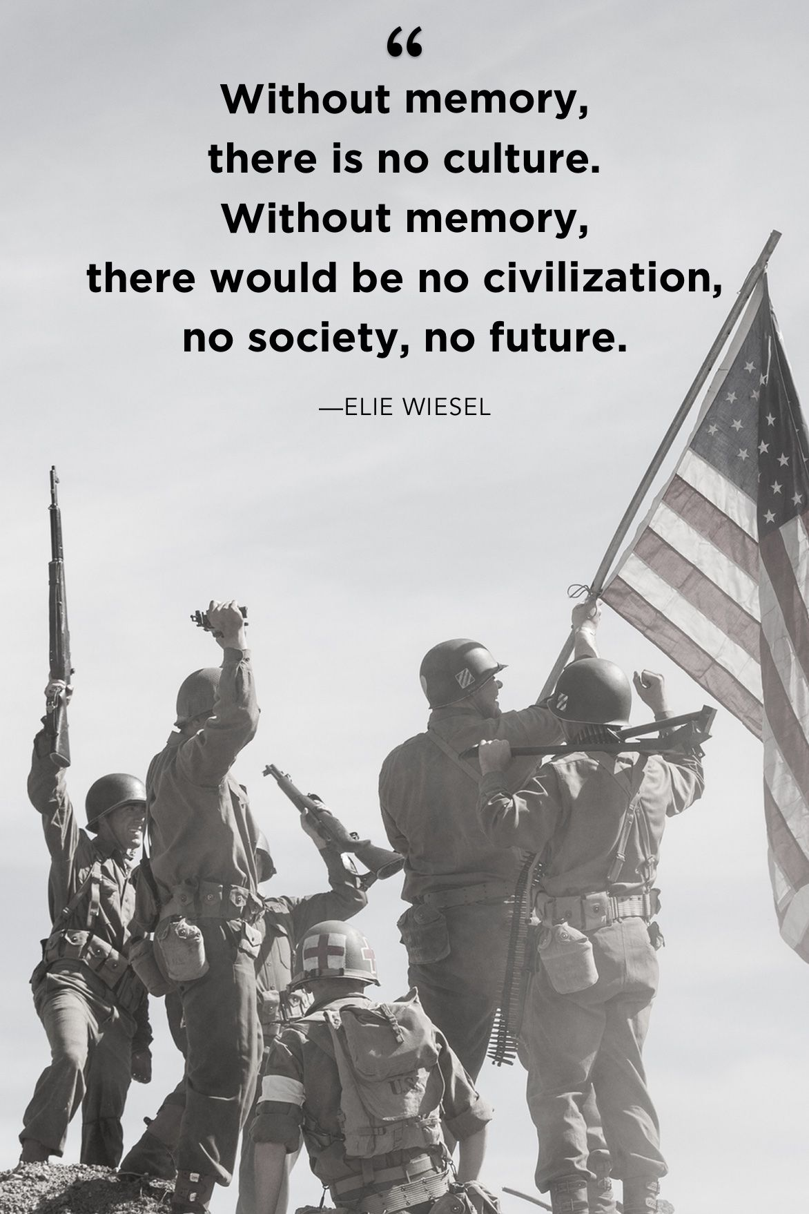 Respect - Founding General, Modern Day Memory!