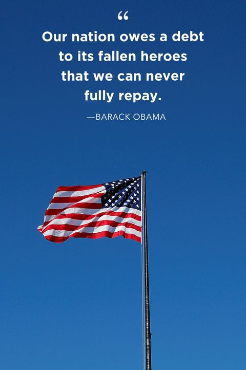 30 Famous Memorial Day Quotes That Honor Americas Fallen Heroes