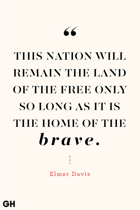 Memorial Day Quotes Elmer Davis