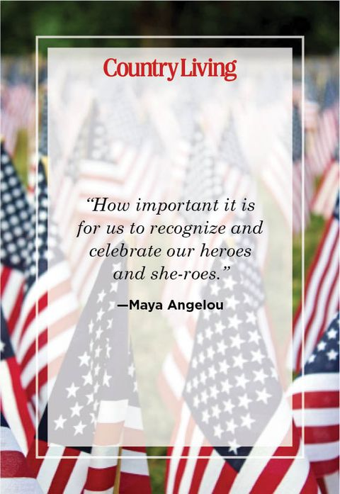 """""""how important it is  for us to recognize and celebrate our heroes  and sheroes"""" —maya angelou"""