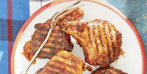 Bourbon BBQ Pork - Memorial Day Recipes