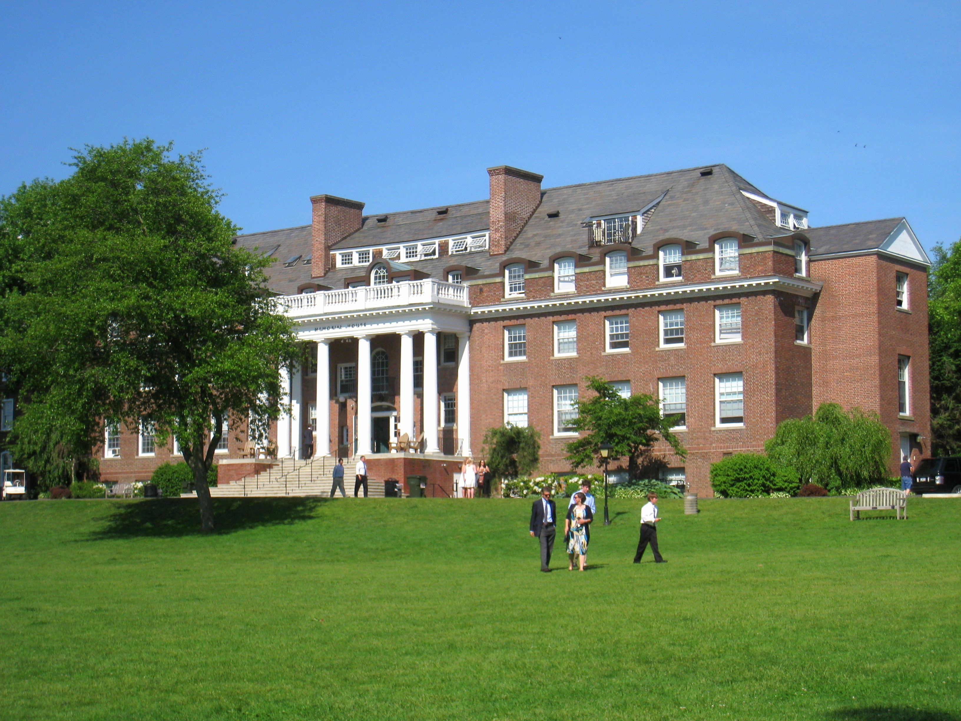 Choate Rosemary Hall Sexual Abuse - Choate Rosemary Hall Acknowledges  Decades Of Sexual Abuse In Report